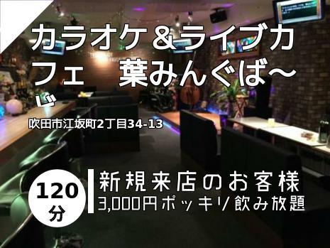 カラオケ&ライブカフェ 葉みんぐば~ど