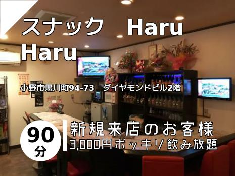 スナック Haru Haru