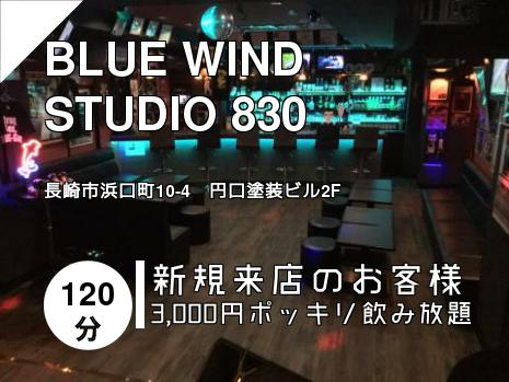 BLUE WIND STUDIO 830